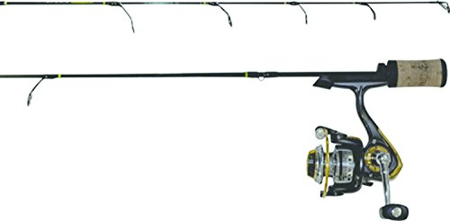 Sougayilang Fishing Rod and Reel Combos, Light Weight 36 Ton Carbon Fiber Spinning Fishing Pole with 13 1 Shielded Ball Bearing Spinning Fishing Reel for Travel Saltwater Freshwater Trout Bass Fishing