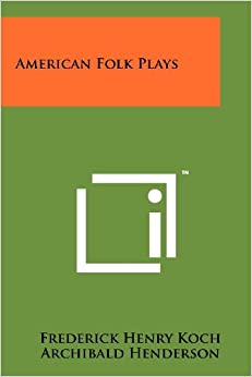 Book American Folk Plays