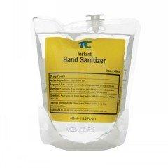Spray Moisturizing Hand Sanitizer Refill, Neutral Scent, 400Ml
