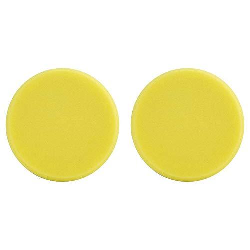 MEGUIAR'S Soft Buff 6' DA Foam Polishing Disc DA Polisher Backing Plate (2 Pack)