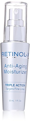 Retinol-X Triple Action Anti-Aging Moisturizer, 1-Ounce Bottle
