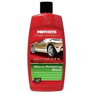Mothers California Gold Micro-Polishing Glaze (Ultimate Wax System, Step 2)