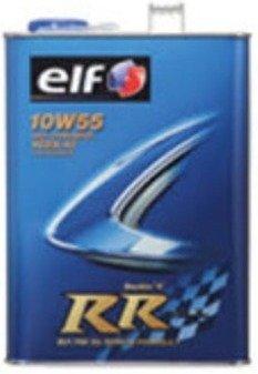 【1ケース 4L×3缶セット】エルフ(elf ) RR 10W-55 B00MXU3ZDY