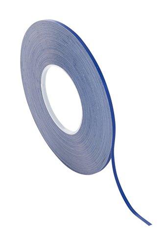 Chartpak Graphic Art Tape, 1/16 W x 648 L Inches, Blue Matte, 1 Roll (BG6203M)