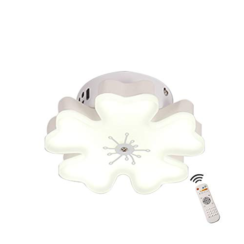 Plum Windsor - Windsor Home Deco, WH-62919-1, Nordic Modern Ceiling Lamp, Plum Flower Ceiling Lamp Flush Mount, Ceiling Lighting, Ceiling Lamp for Bedrooms, Ceiling Lights Led