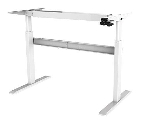 Ergomax Height Adjustable Crank Desk by Ergomax Office (Image #1)