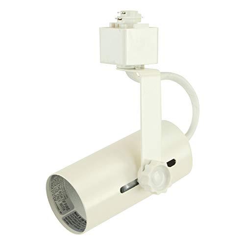Direct-Lighting 50007 White Universal Line Voltage Track Lighting Head by Direct-Lighting