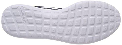adidas Herren Cloudfoam Lite Racer Gymnastikschuhe Blau (Collegiate Navy/ftwr White/solar Yellow)