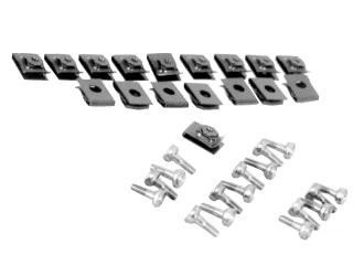Mustang Convertible Top Boot Snap Stud Kit 1964 1/2 - 1966