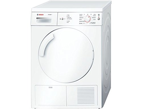 Bosch WTE84106GB 7kg Condenser Tumble Dryer with Sensor Drying System and...