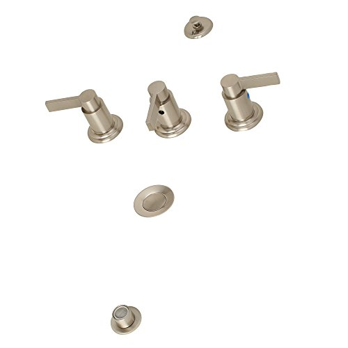 Kingston Brass KB6328NDL NuvoFusion Bidet Faucet, 8