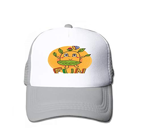 - Men's Vintage Dad Cowboy Hat Adjustable Baseball Cap levaes Fun Mascot Abstract Leaves Butterfly Wall Watercolor des Gray