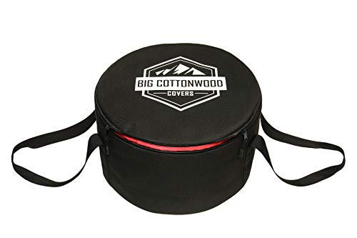 Big Cottonwood dutch oven cover, bag, case, tote. Super dura