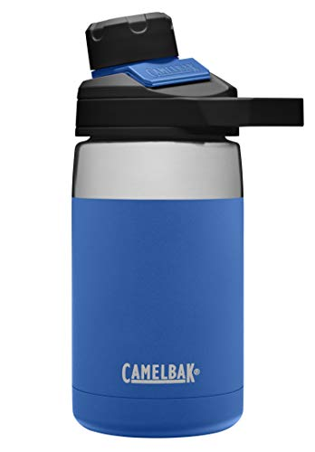 Chute Mag Vacuum Stainless 12oz, Cobalt (Best Water Bottle With Straw 2019)