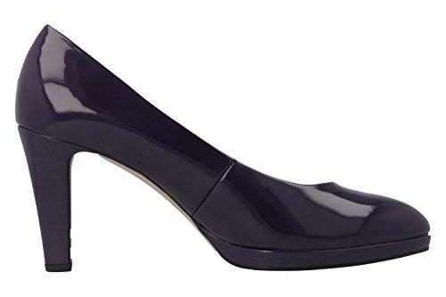 in Lack Schuhe Übergrößen Gabor Damen Lila Pumps c8wqPcA7Ox