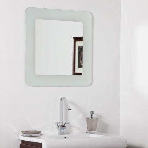 Decor Wonderland Bella Modern Bathroom -