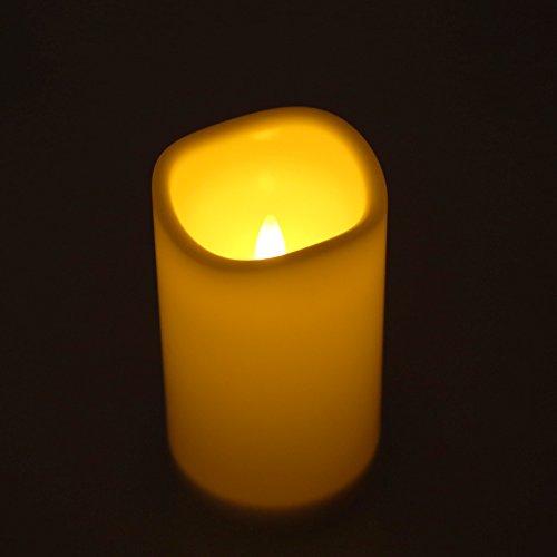 Flameless Electronic Led Flicker Candle Light