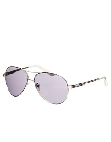 Guess GU 6661 Silver Sunglasses