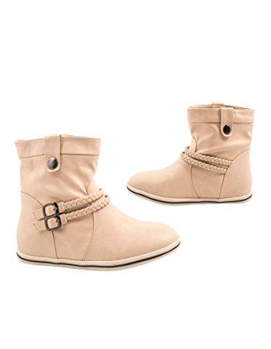 Beige Boots Women's Elara Women's Elara 8nqIwwC0