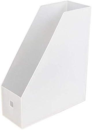 AGWa Datei-Racks/Akten-Halter, Magazine Datei-Rack-Desktop-Organizer Desktop-Dateileiste Office Data Storage Box Storage Box Data Holder Datei
