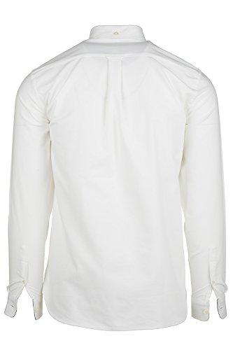 Burberry chemise à manches longues homme strangford blanc EU XXL (UK 44) 4046892