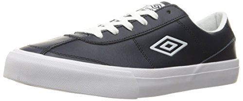 Umbro Men's Brooklyn Fashion Sneaker, Navy/White, 11.5 M US