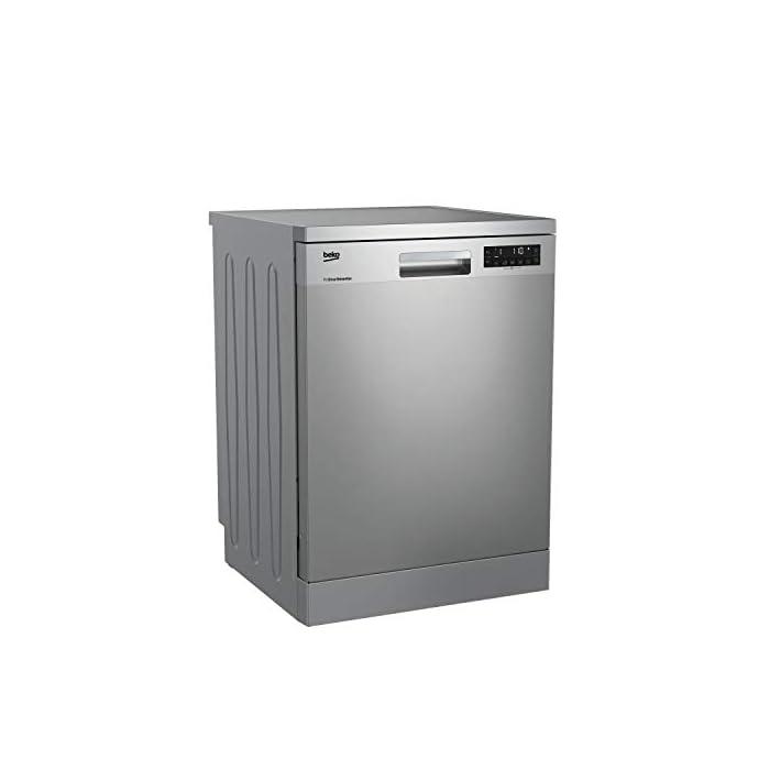 31srw m J5L Haz clic aquí para comprobar si este producto es compatible con tu modelo Beko DFN28422X. Diseño: Independiente Color de la puerta: Acero inoxidable