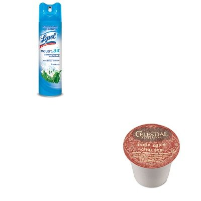 KITGMT14738CTRAC76938EA - Value Kit - Celestial Seasonings India Spice Chai Tea K-Cups (GMT14738CT) and Neutra Air Fresh Scent (RAC76938EA)