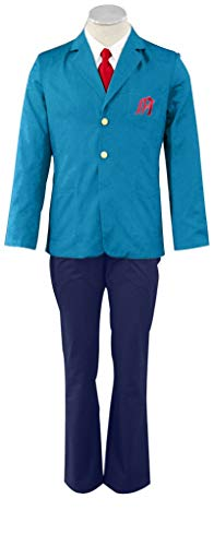 Mtxc Men's The Melancholy of Haruhi Suzumiya Cosplay North High School Male Uniform
