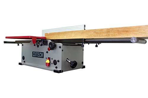 Cutech 40180H-CT 8'' Bench Top Spiral Cutterhead Jointer by Cutech Tool LLC