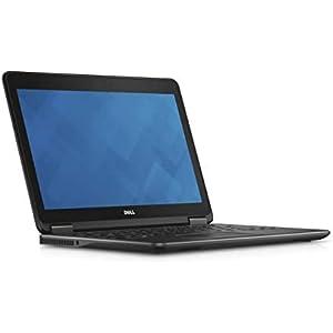 """(Renewed) Dell Latitude E7240 Laptop (Core i5 4th Gen/4GB/256GB SSD/WEBCAM/12.5""""/DOS)"""