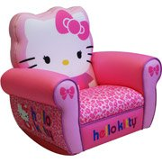 Hello Kitty Bows Icon Rocker made in the USA!