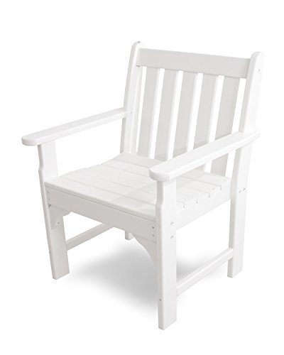 eyard Garden Arm Chair, White ()