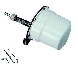 TMC - Motor para limpiaparabrisas de barco (12 V, resistente al agua, incluye brazo y escobilla)