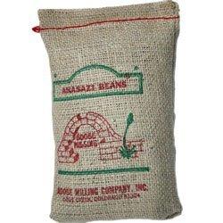 (Anasazi Beans 1 lb burlap bag )