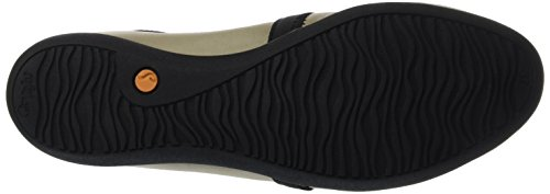 Softinos OBA373SOF, Zapatillas para Mujer Beige (Taupe)