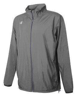 Champion Youth Go-To Full Zip Jacket Platinum Grey zcZGJSfMi
