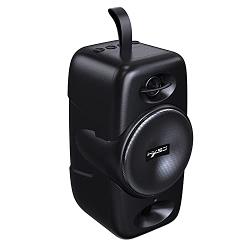 LOULE Q8HXSJ Draadloze Bluetooth Speaker 20W Audio Hoge Kwaliteit 2000Mah Grote Batterij Bluetooth 5.0 Chip Draagbare…