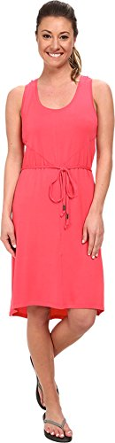 LOLE Women's Sophie Dress, Small, Campari