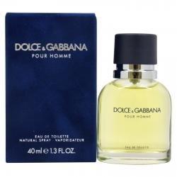 Dolce & Gabbana By Dolce & Gabbana For Men. Eau De Toilette Spray 1.3 Ounces