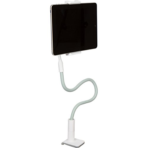 Clamp Mount Leather Tablet iPhone