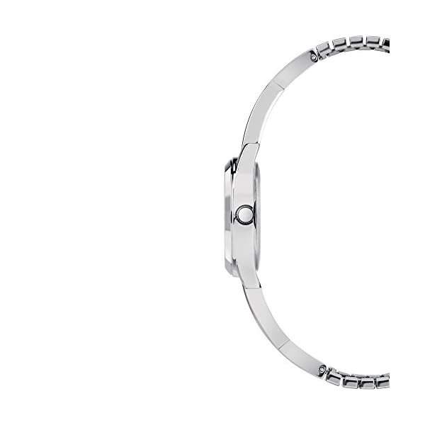 Timex Women's Stretch Bangle Crisscross25mm Watch