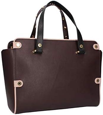 Braccialini Borsa shopping medium linea alicia B13472 bordeaux