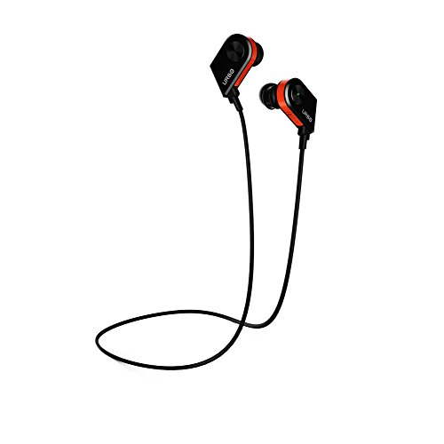 Urbo Wireless Noise-Canceling Bluetooth Sport Earphones with Magnetic On/Off - for iPhone, iPod or any Bluetooth compatible device