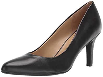 Naturalizer Womens Evie Black Size: 5