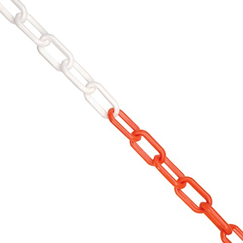 JSP HDC000-265-400 Chain, 6 mm, 25 m Length, Red/White JSP Limited