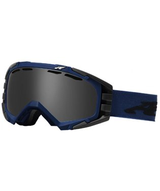 Arnette Mercenary Snow Goggles AN5002 For Skiing and Snowboarding (Muted Indigo w/ Dark Grey - Goggles Arnette