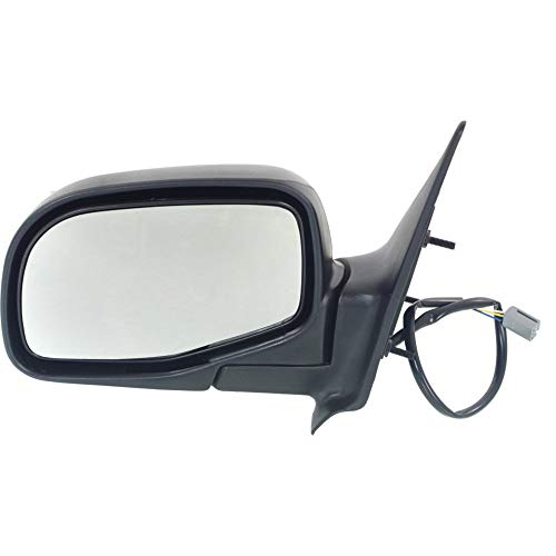 2004 Ford Ranger Mirror - Kool Vue FD34EL Ford Ranger Driver Side Mirror, Power
