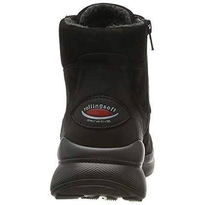 Gabor Shoes Women's Rollingsoft Ankle Boots, Black (Schwarz (Mel.) 47), 7 UK 3