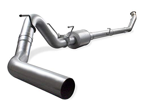 aFe 49-02003 ATLAS Aluminized Steel Turbo-Back Exhaust System for Dodge Diesel Trucks L6-5.9L/6.7L